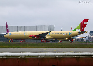 F-WWYT Airbus A330 Neo Air Portugal | by @Eurospot