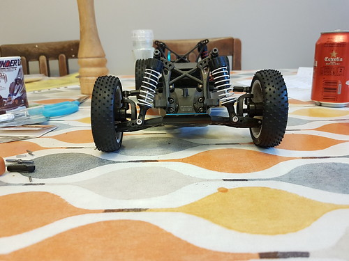 Tamiya TRF201 to RR-03Ra project | by cyturner