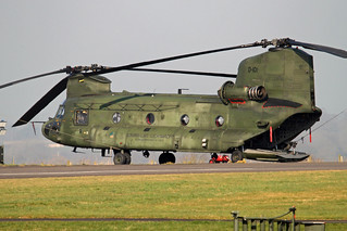D-101 Royal Netherlands Air Force Chinook | by Danny Banks 2019