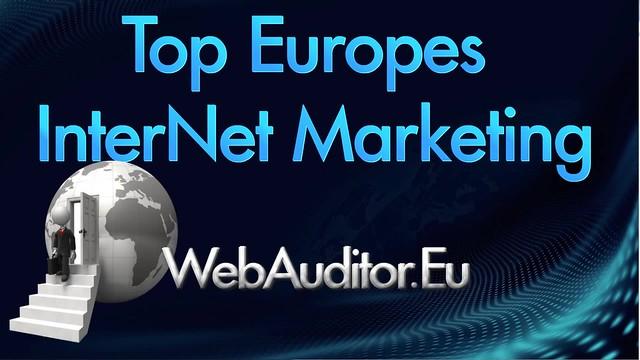 Best Online Marketing Expert Advertising Europe Top SEO & SEM