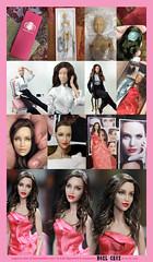 Angelina Dominion Doll by Noel Cruz 1/6th BJD!