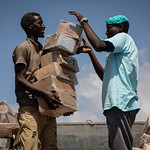 IOM Djibouti - Delivery of food