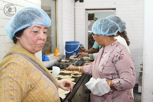 Langar preparations