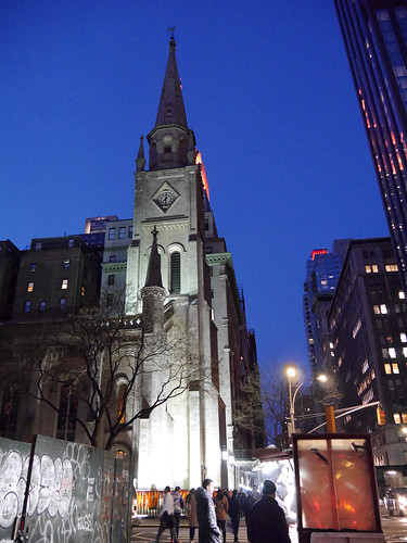 Marble Collegiate Church | by Kyle Emmerson