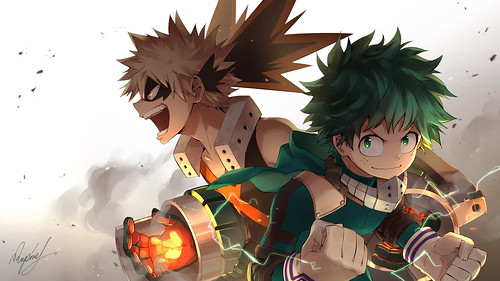 boku_no_hero_academia [1500x844] | by Ninja Akari