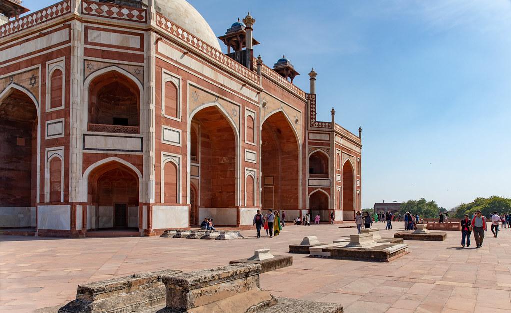 Delhi, India | Humayun's tomb Humayun's tomb is the tomb of … | Flickr