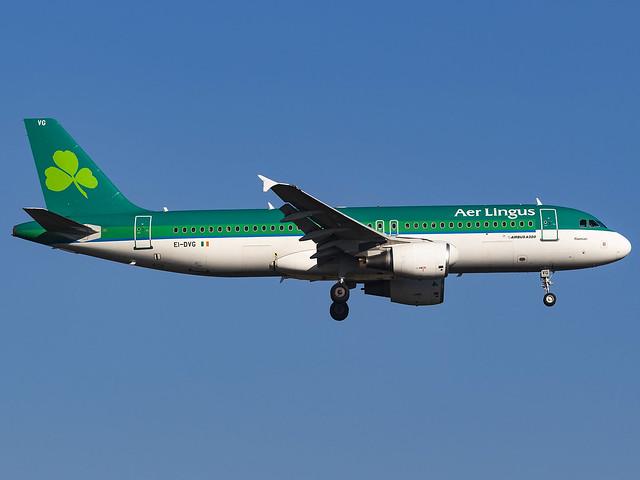 Aer Lingus | Airbus A320-214 | EI-DVG