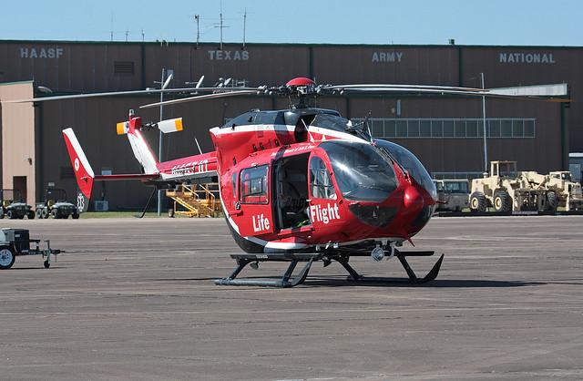 N457JD Eurocopter BKK-117C2 Life Flight