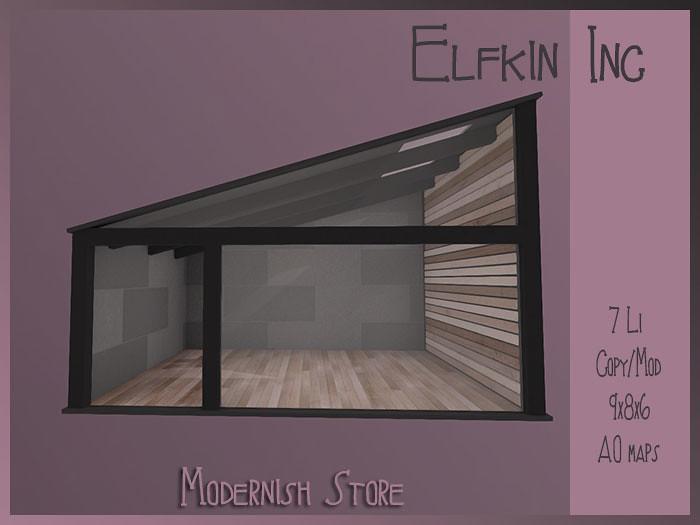 Modernish Store - TeleportHub.com Live!