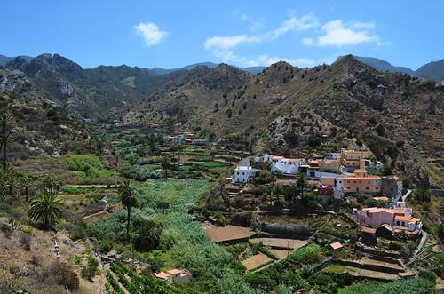Above Vallehermoso, La Gomera, Canary Islands | by BuzzTrips