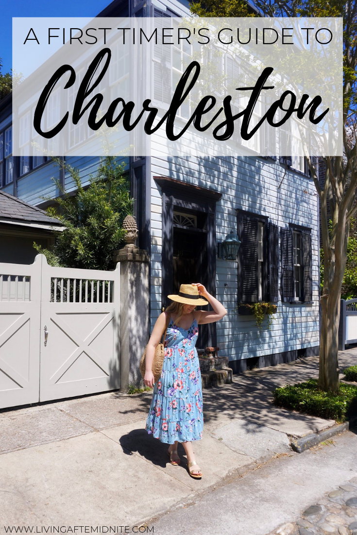 A First Timer's Guide to 3 Days in Charleston South Carolina | What to do in Charleston | Charleston Travel Guide | Best Things to do in Charleston | Best Places to visit in Charleston | Summer Outfit Ideas | Charleston Outfit Ideas | Best Outfits for Vacation | Charleston Packing List