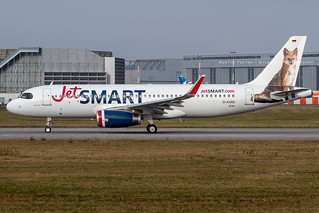 D-AXAD // JetSMART // A320-232SL // MSN 8730 // CC-AWI | by Martin Fester - Aviation Photography