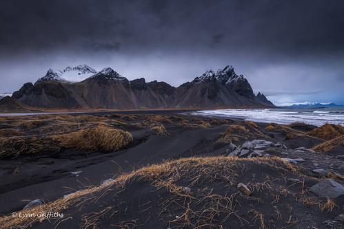 Black sand beach, Hornafjorour Region, Iceland D85_7733.jpg | by Mobile Lynn