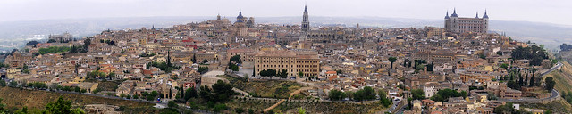 Toledo  ( Ciudad Patrimonio de la Humanidad)