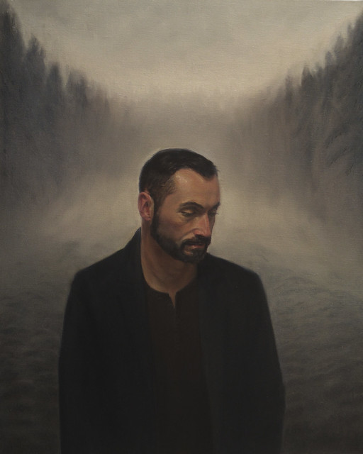 Sylvain in the mist