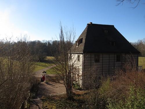 Gothes-Gartenhaus-nel-Park-an-der-Ilm   by viaggiculturalieuropa