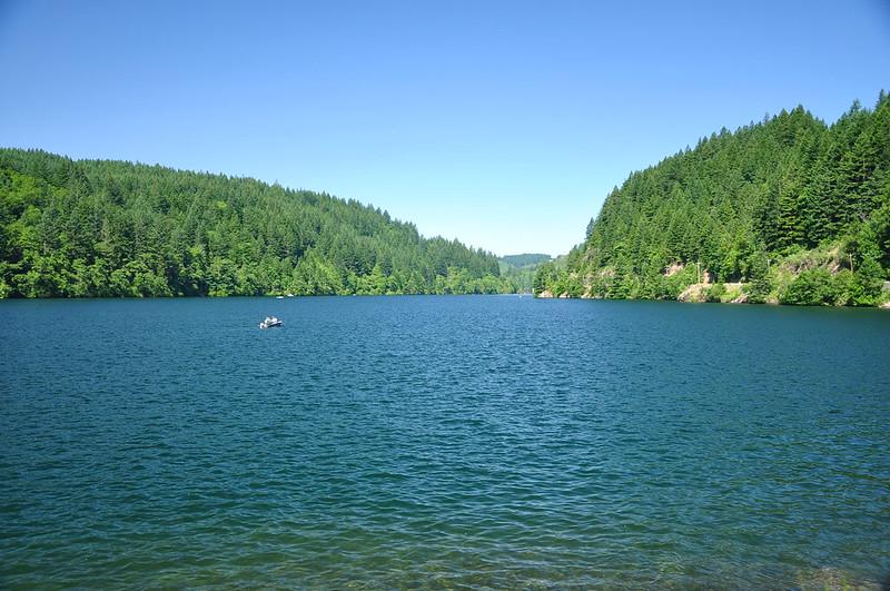 North Fork Reservoir