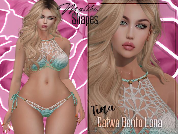 Malibu Shapes – Tina – CATWA Bento Lona