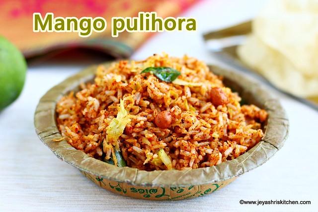 Mango pulihora