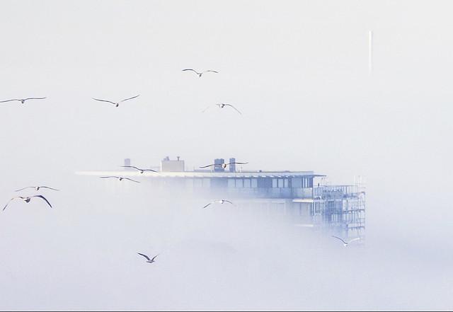 Zandvoort Morningfog