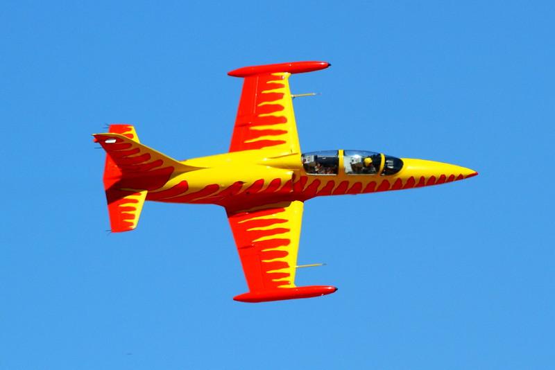 IMG_9377 L-39 Firecat, NAF El Centro Air Show