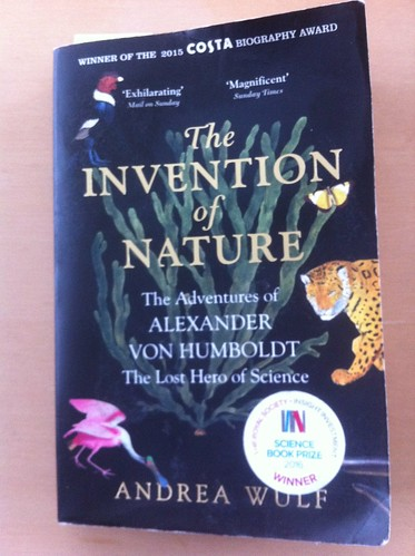 The Invention of Nature - Andrea Wulf | by Mary Loosemore