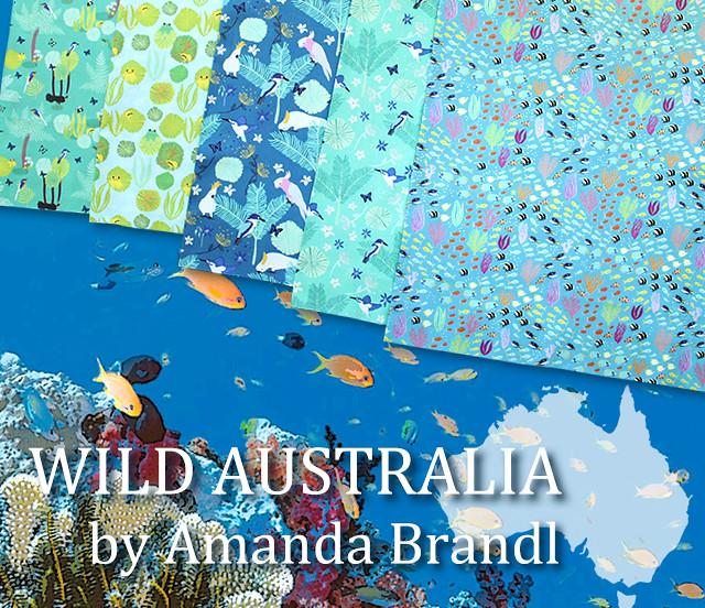 Kennard & Kennard Wild Australia Collection by Amanda Brandl
