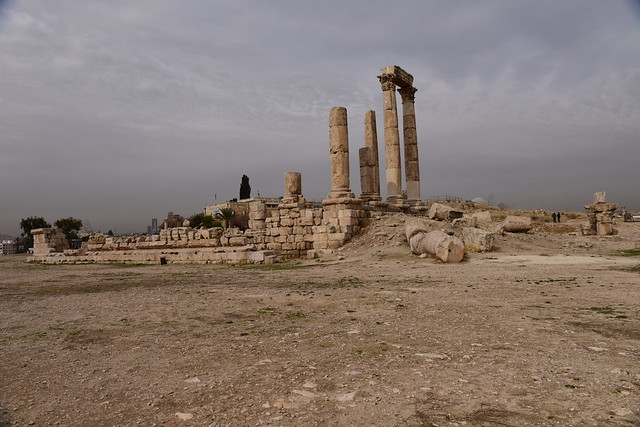 Citadel, Amman, Jordan, January 2018 045