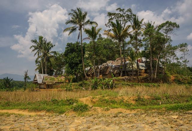 Remote village. Kampung Citorek