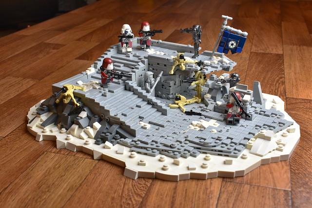Galactic Marines - Rhen Var