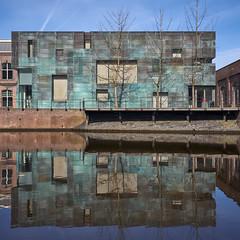 Stadgenoot Pavilion (Architect: Steven Holl), Amsterdam 2017