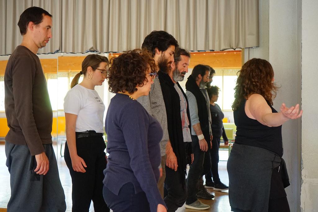 Curso de Artivismo y Creación Colectiva Teatral