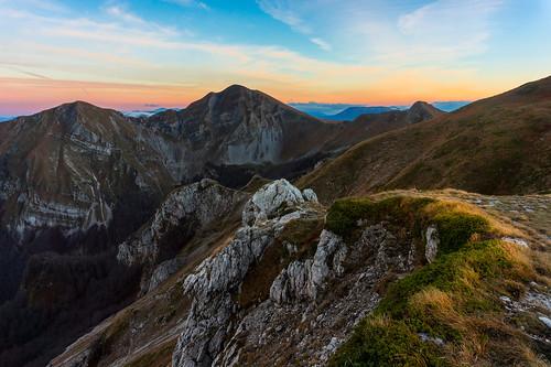 appennini autunno canon fall italia italy lazio montagna mountains rieti sunset terminillo sonyilce5000 sonyepz1650mmf3556oss