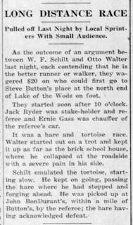 1915 - Schilt vs Walter race - Enquirer - 10 Jun 1915   by historic.bremen