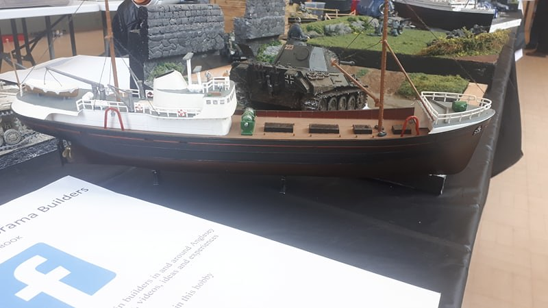 Anglesey Modeling Society Model show 32608585707_c3b6506e3d_c