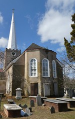 Immanuel Church on the Green and Cemetery