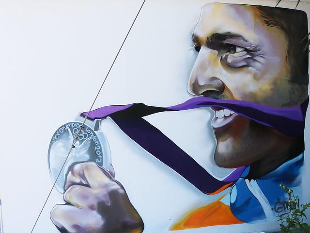 Cyprus Olympic champion