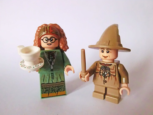 Trelawney & Sprout | by Ptéra