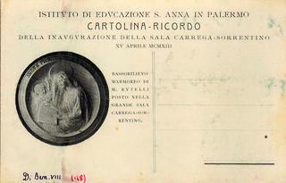 Palermo - Istituto di educazione S. Anna