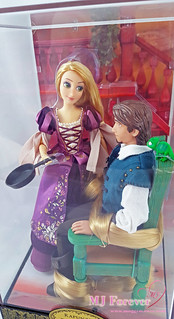 Rapunzel and Flynn Doll Set - Disney Designer Fairytale Collection - Limited Edition | by moggymawee