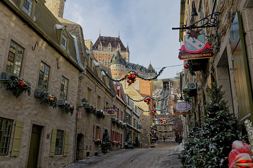Quebec City | by baldheretic