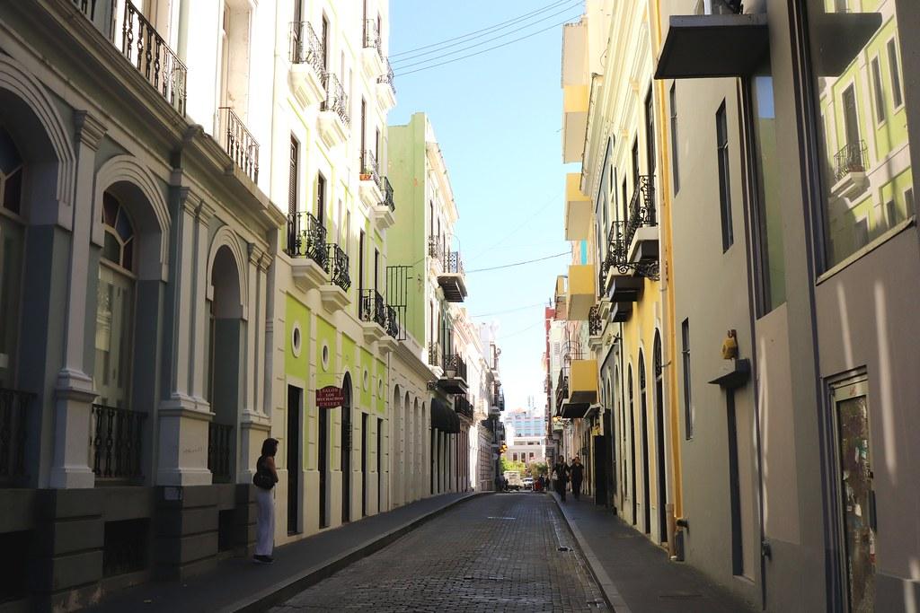Old Town San Juan