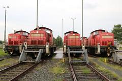 DB: 294 in Bremerhaven-Kaiserhafen