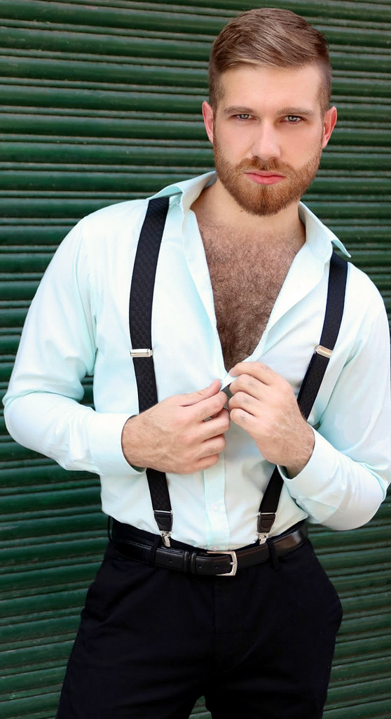 hairy redhead pic