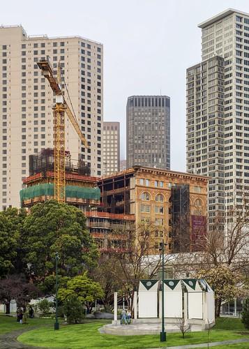 Yerba Buena Gardens, San Francisco   by sirgious