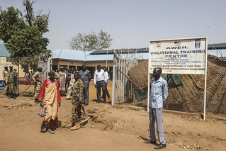 UNMISS-supported Vocational Training Centre in Aweil   by UNMISS MEDIA