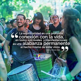 David-Steindl-Rast   by Cristianos lgttbiq Argentina