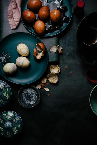 tea eggs | by lisa_shen