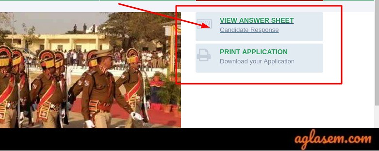 RPF Constable Ancillary Answer Key Appropriate link