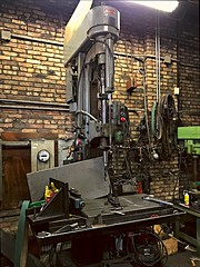 Ever see a DRILL PRESS- like THIS?